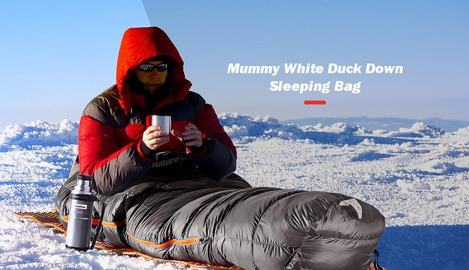 Ultralight Sleeping Bag For Camping