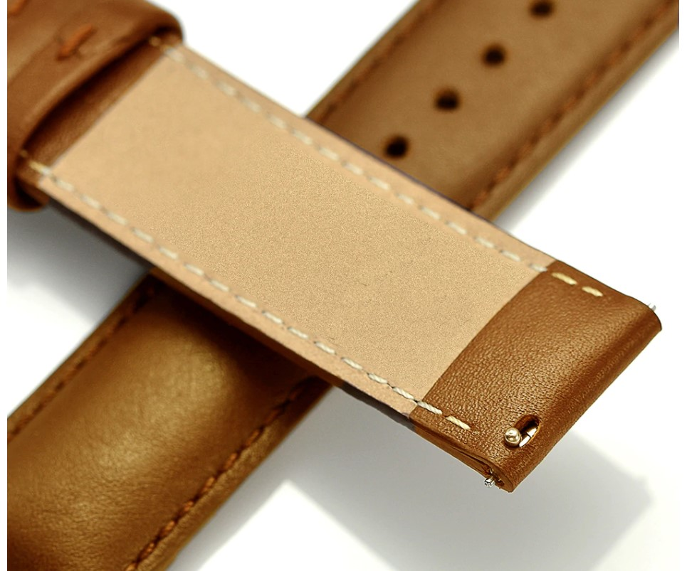 Leather Strap for Xiaomi and Amazfit Bip