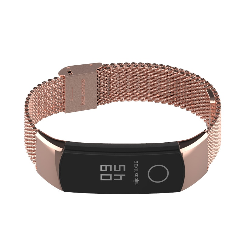 Stainless Steel Mesh Band for Huawei Honor Band 4 and 5