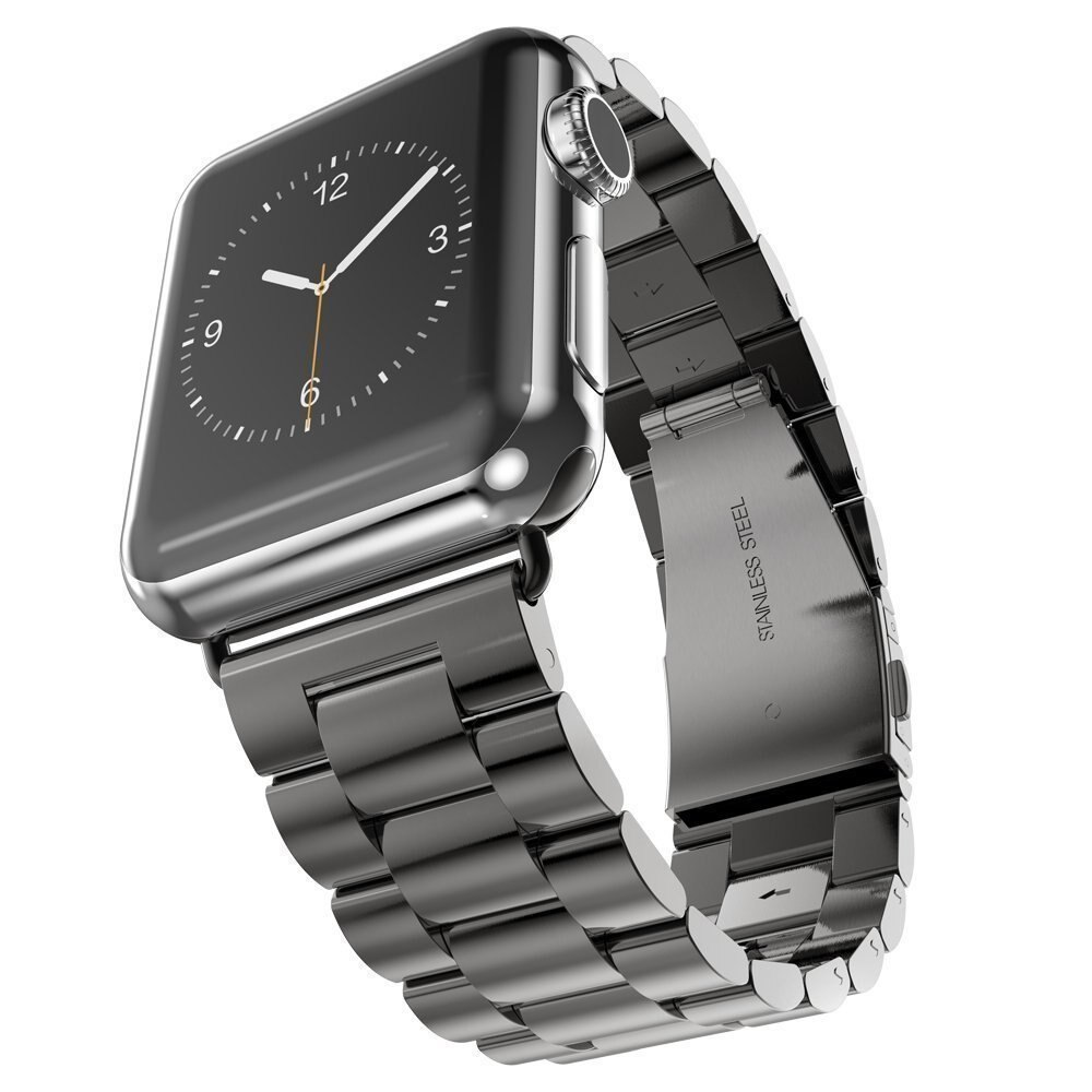 Classic Two-Color Metal Band for Apple Watch