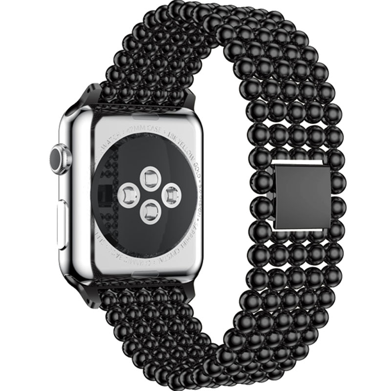 Stainless Steel Ball Bracelet for Apple Watch