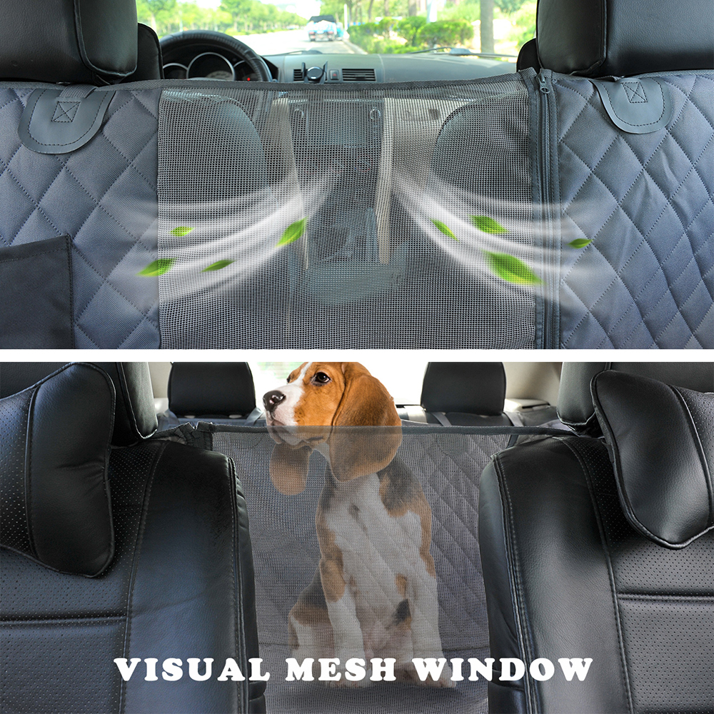 Waterproof Mesh Car Seat Cover