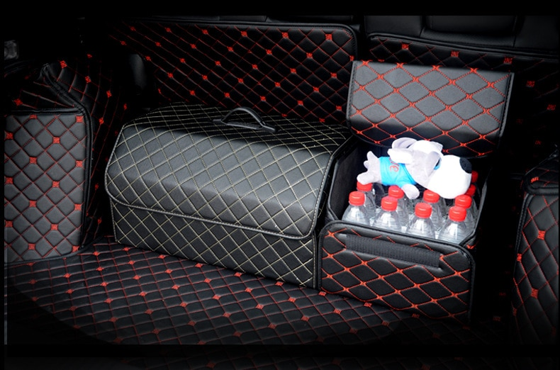Elegant Organizer Box for Cars