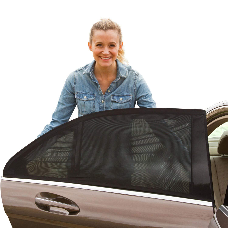 Summer Windscreen Cover for Car 4 pcs Set