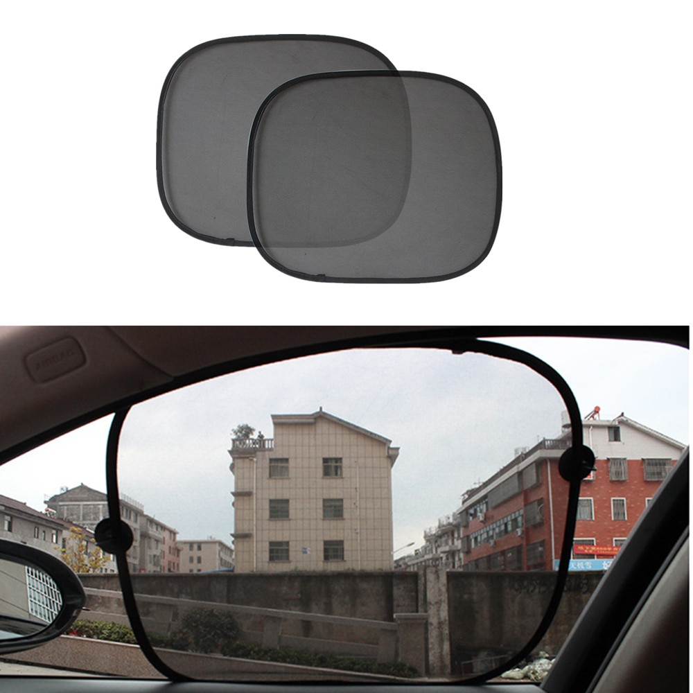 Casual Windscreen Cover for Car 2 pcs Set