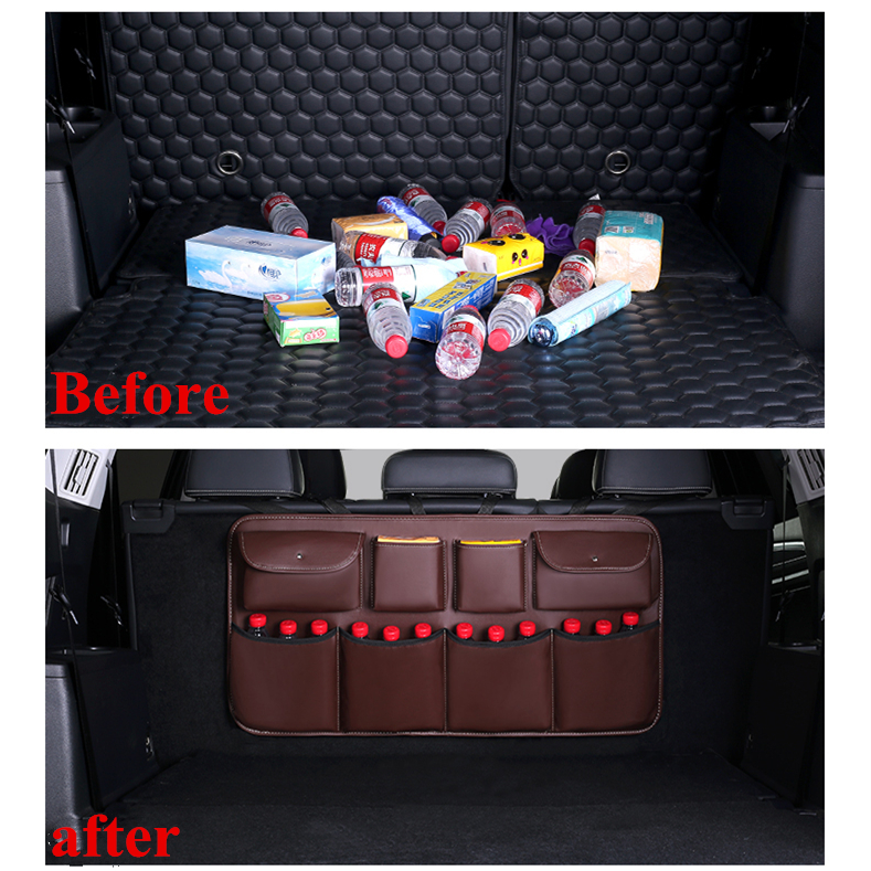 Multifunction Organizer Box for Cars
