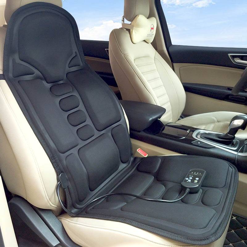 Multifunctional Massage Seat Cover for Car