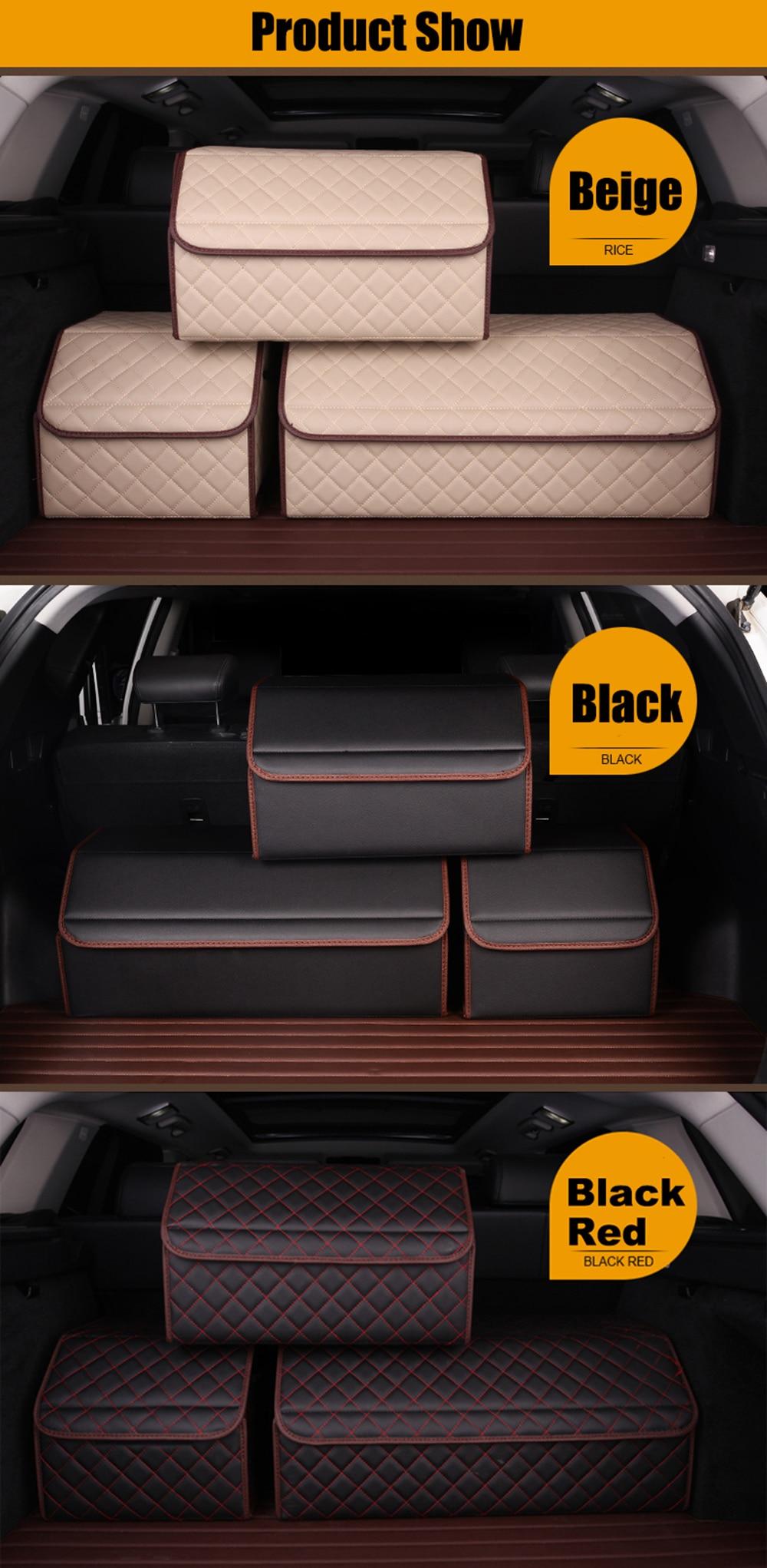 Big Organizer Box for Cars