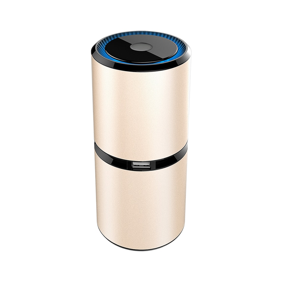 Portable Mini Car Air Purifier