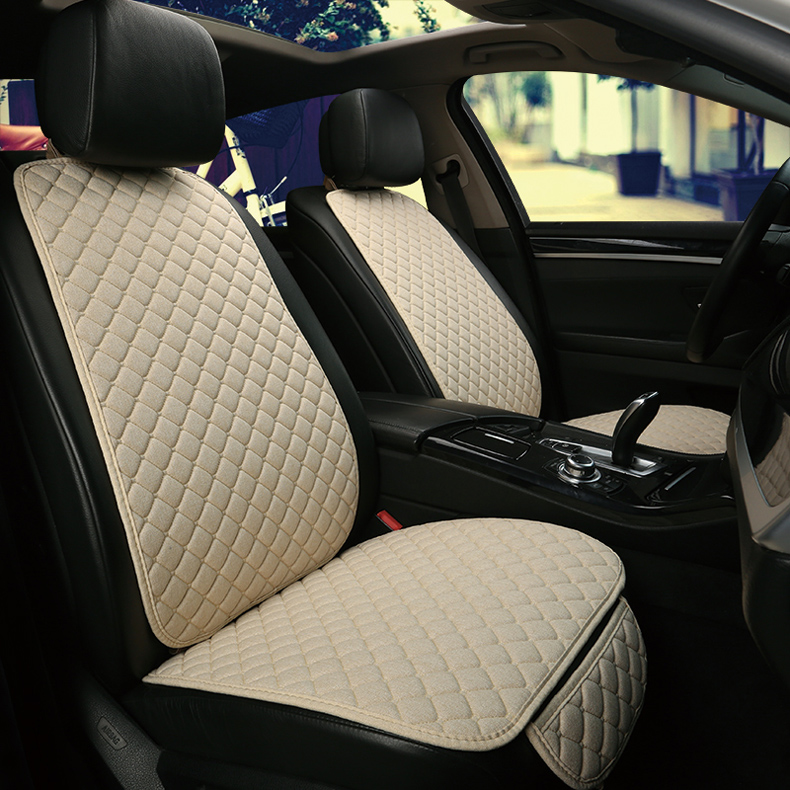 Flax Universal Car Seat Cover