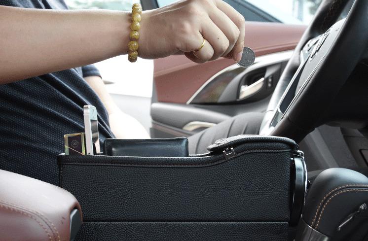 iPocket 2.0 Premium Car Organizer