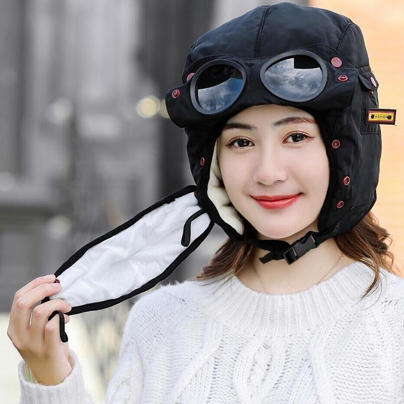 Windproof Snow Hat