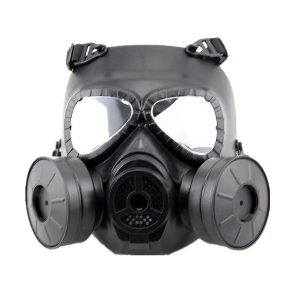 Useful High Quality Protective Plastic Gas Mask