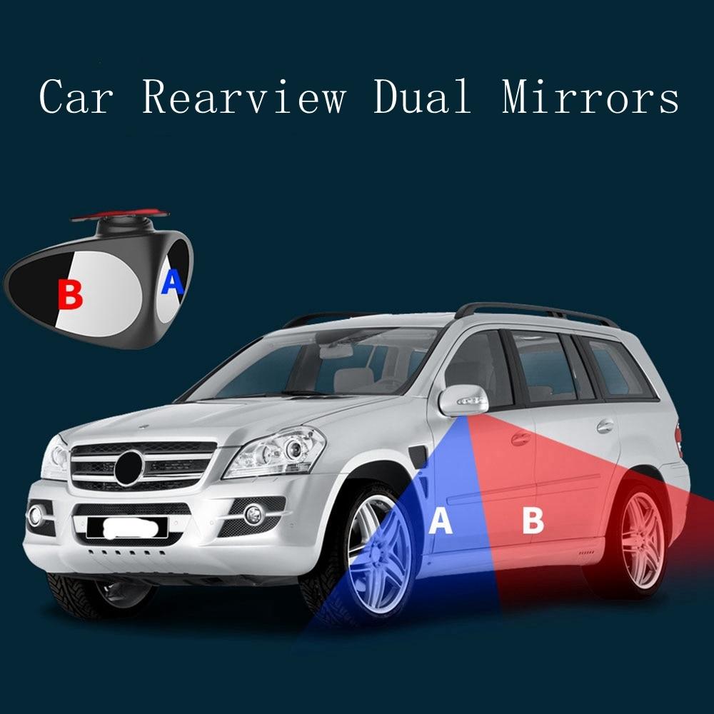 Car Blind Spot Rearview Mirror